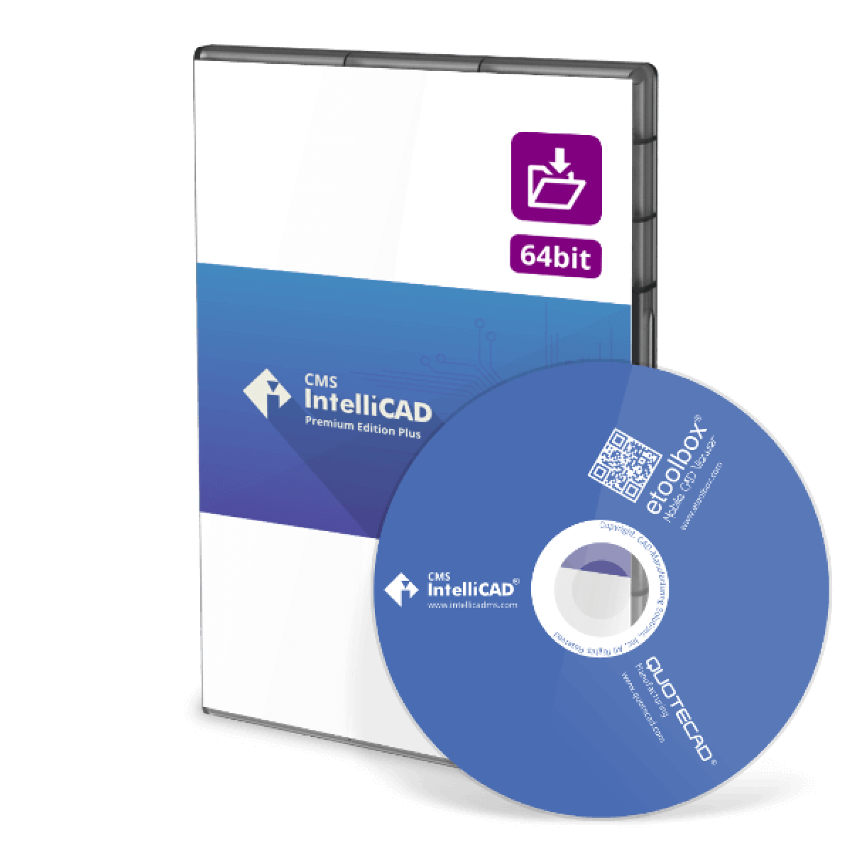 CMS IntellICAD 8.2 PE PLUS