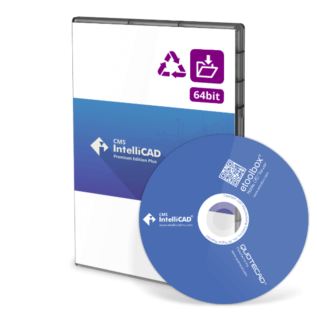 CMS IntellICAD 8.2 PE PLUS Upgrade